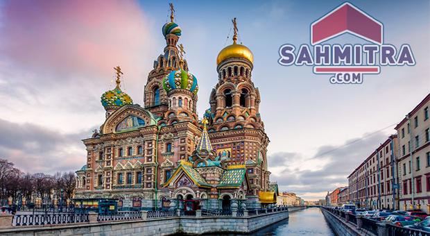 Hanya Dengan E-visa Bisa Pergi ke Russia?
