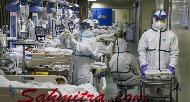 Laporan Penurunan Korban Virus Corona di China dan Korsel