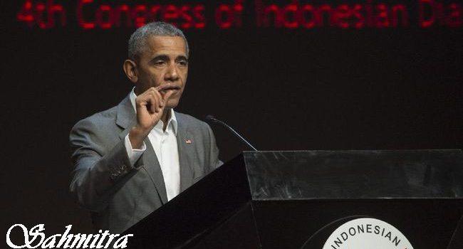 Obama Kembali Kritik Penanganan Virus Corona di Amerika