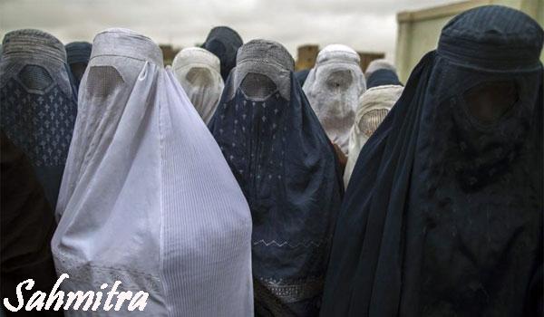 Kisah para perempuan Afganistan yang 'melawan tradisi' demi hak atas identitas pribadinya