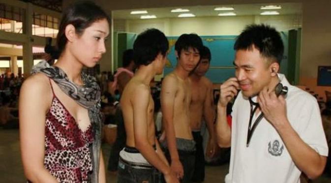 Cewek Thailand Akan Dipermalukan Pada Waktunya Tiba