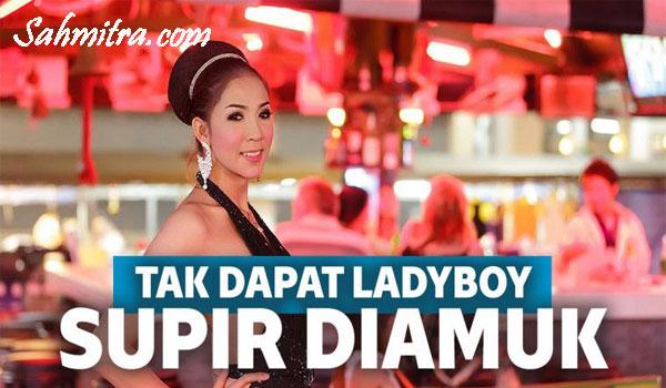 Lihat Video Mutar Tujuh Keliling Demi Temukan Prostitusi Ladyboy, Ujungnya Mengamuk!