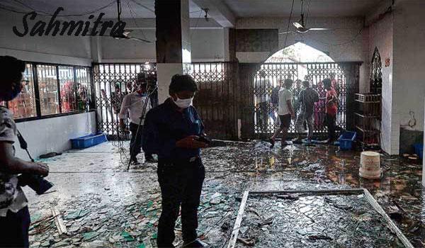 Korban Meninggal Masjid Meledak di Bangladesh Bertambah