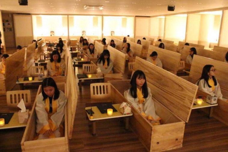 """Viral Kasus Bunuh Diri, Korea Selatan Bikin Trend """"Sekolah Kematian"""""""