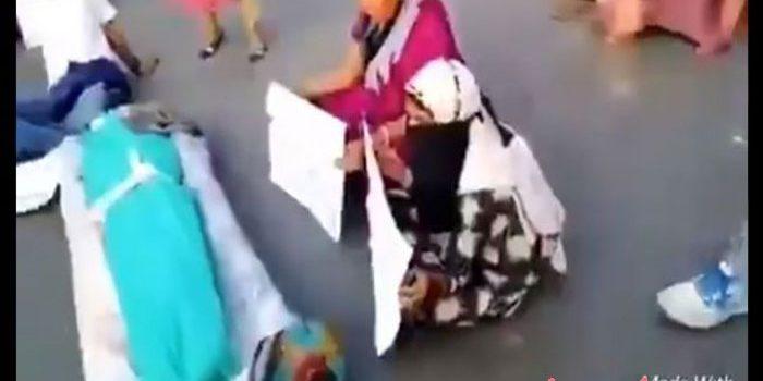 Seorang Wanita Muslim Dibakar karena Tolak Nikahi Pria Hindu, Publik Murka
