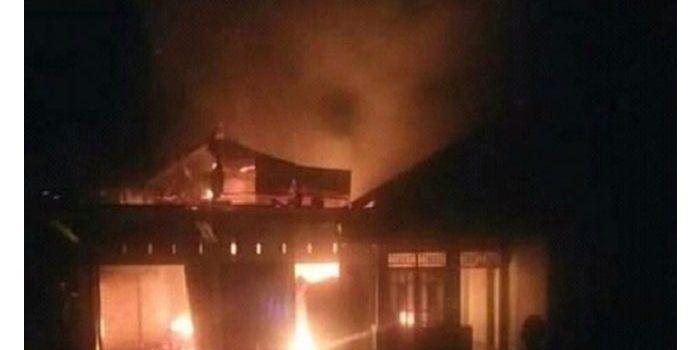 Dan Terjadi Lagi, Rumah Sakit di Rumania Kebakaran, 4 Pasien Covid-19 Tewas