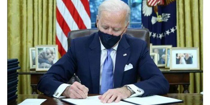 Seminggu Menjabat Presiden AS, Joe Biden Batalkan Sejumlah Kebijakan Trump